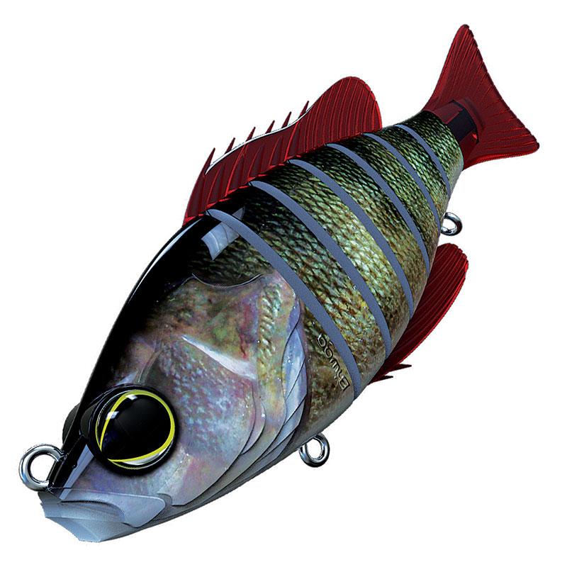 Crankys leurre swimbait biwaa seven pêche fishing