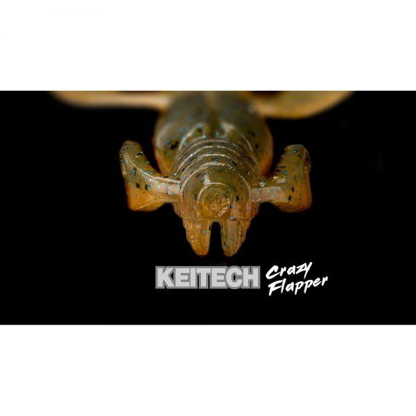 Leurre Souple Creature Keitech Crazy Flapper Crankys