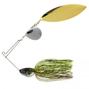 leurre metallique spinnerbait monsoon sakura crankys