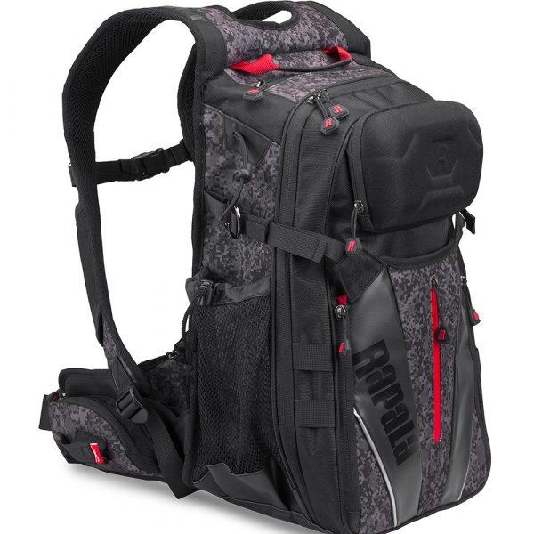 rapala sac à dos streetfishing urban back pack bagagerie rangement crankys