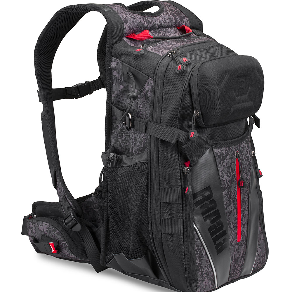 rapala sac à dos streetfishing urban back pack bagagerie rangement crankys