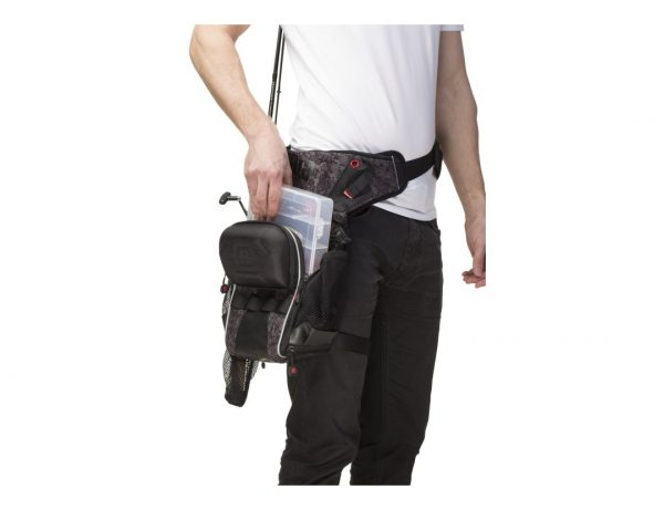 rapala sac à dos streetfishing urban hip bag bagagerie rangement crankys