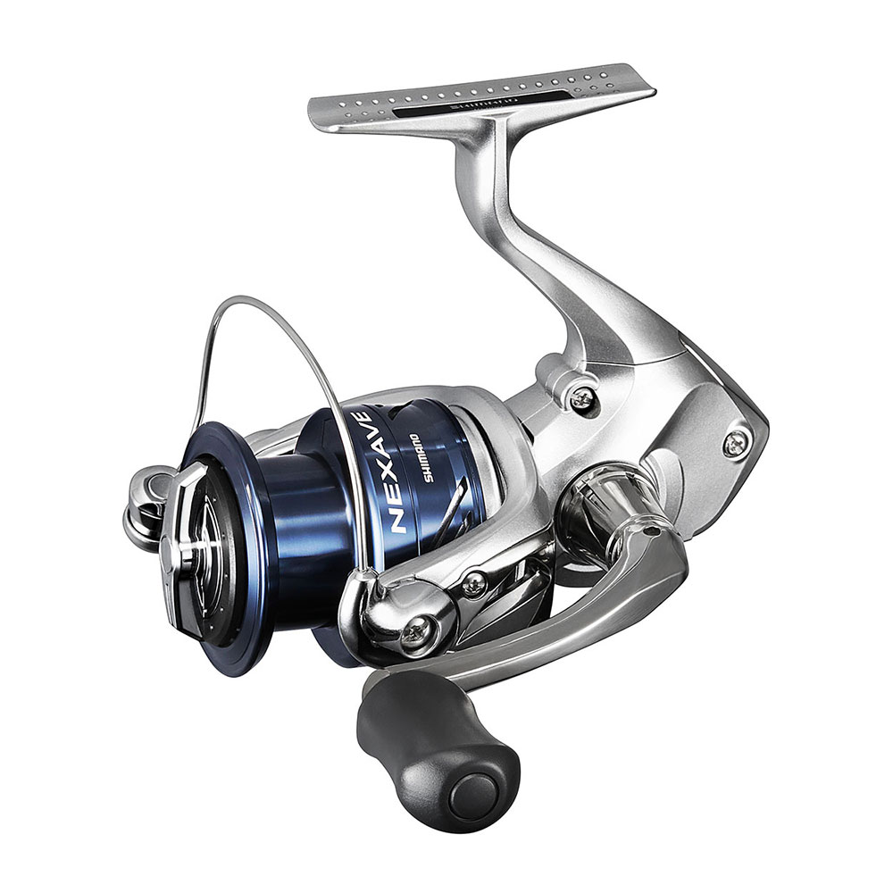 crankys moulinet spinning shimano nexave pêche fishing carnassier