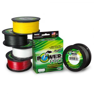 Tresse POWER PRO Rouge 135m