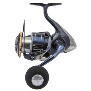 Crankys moulinet twin power shimano spinning pêche fishing