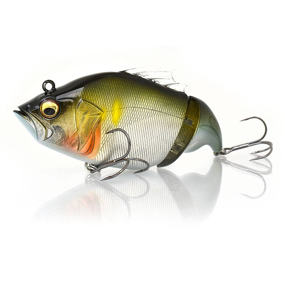 Cankys leurre dur megabass vatalion pêche fishing swimbait