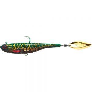 Crankys leurre souple armé biwaa divinator junior pêche fishing