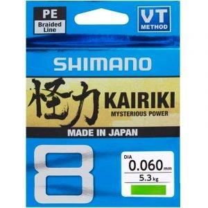 crankys tresse shimano kairiki nouvelle pêche fishing