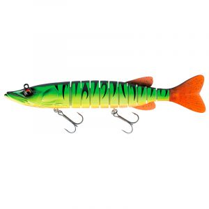 Leurre swimbait biwaa swimpike pêche fishing