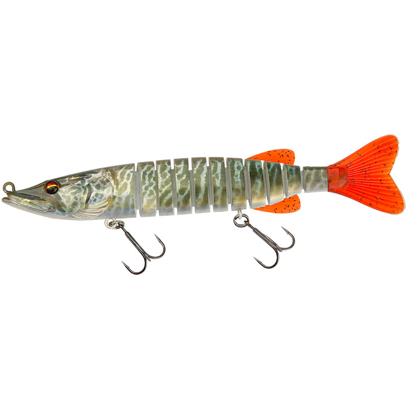 leurre crankys swimbait biwaa swimpike pêche fishing