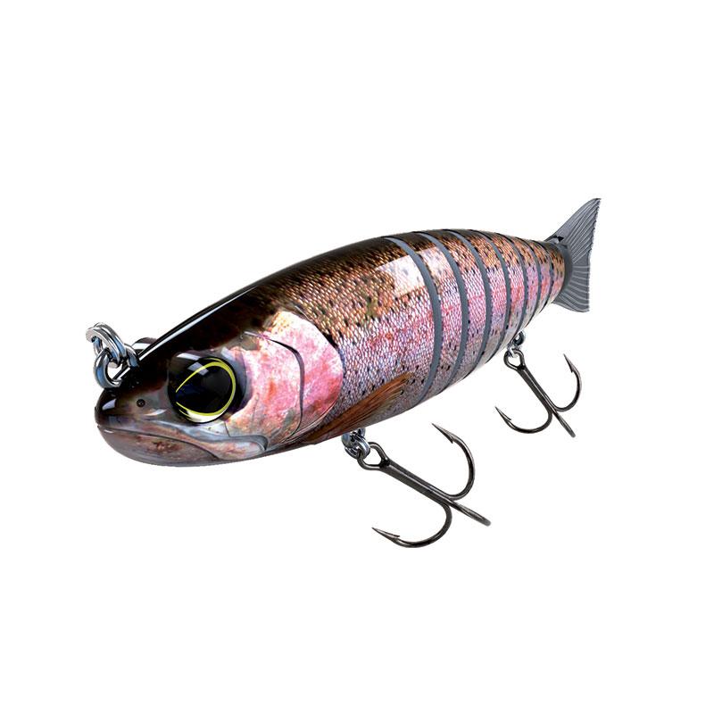 crankys leurre swimbait biwaa strout pêche fishing