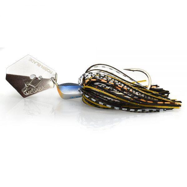 crankys leurre chatterbait megabass robin blade pêche fishing