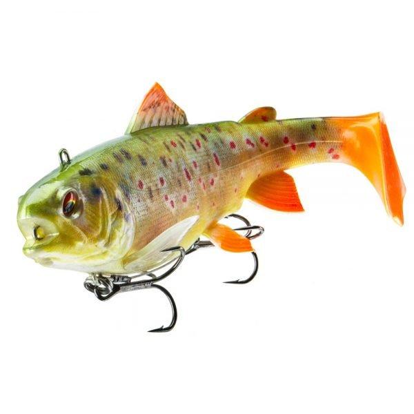 crankys leurre souple armé daiwa prorex live trout swimbait pêche fishing