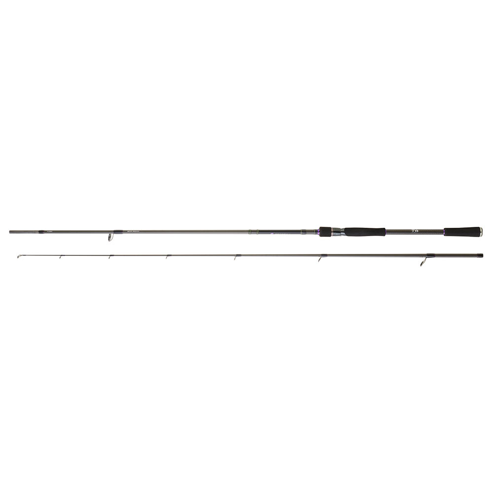 crankys nouvelle canne spinning daiwa prorex xr spinning pêche fishing