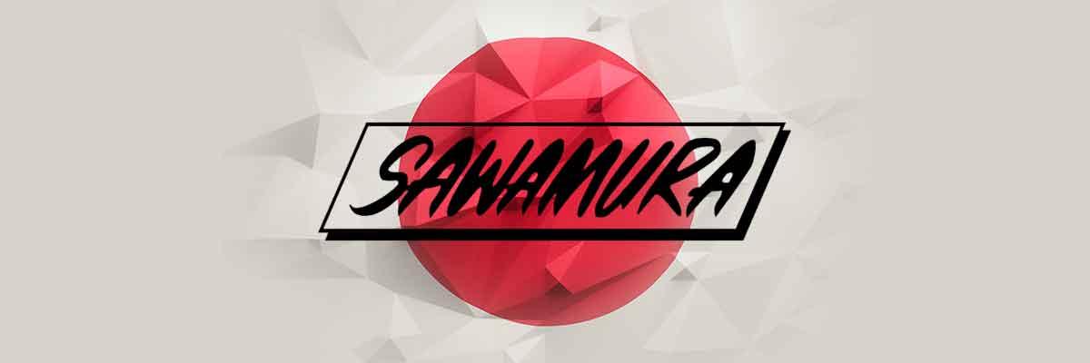 crankys marque sawamura pêche fishing