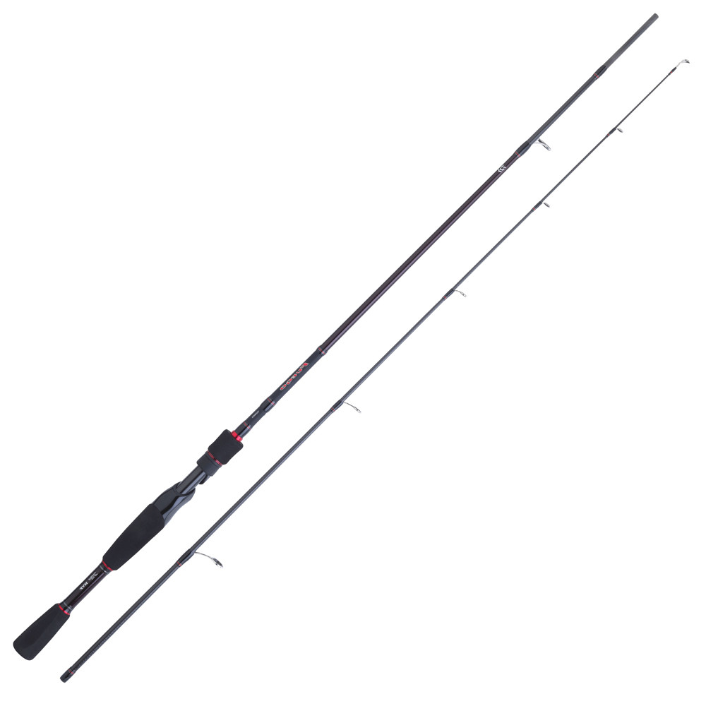 crankys canne spinning daiwa fuego verticale pêche fishing