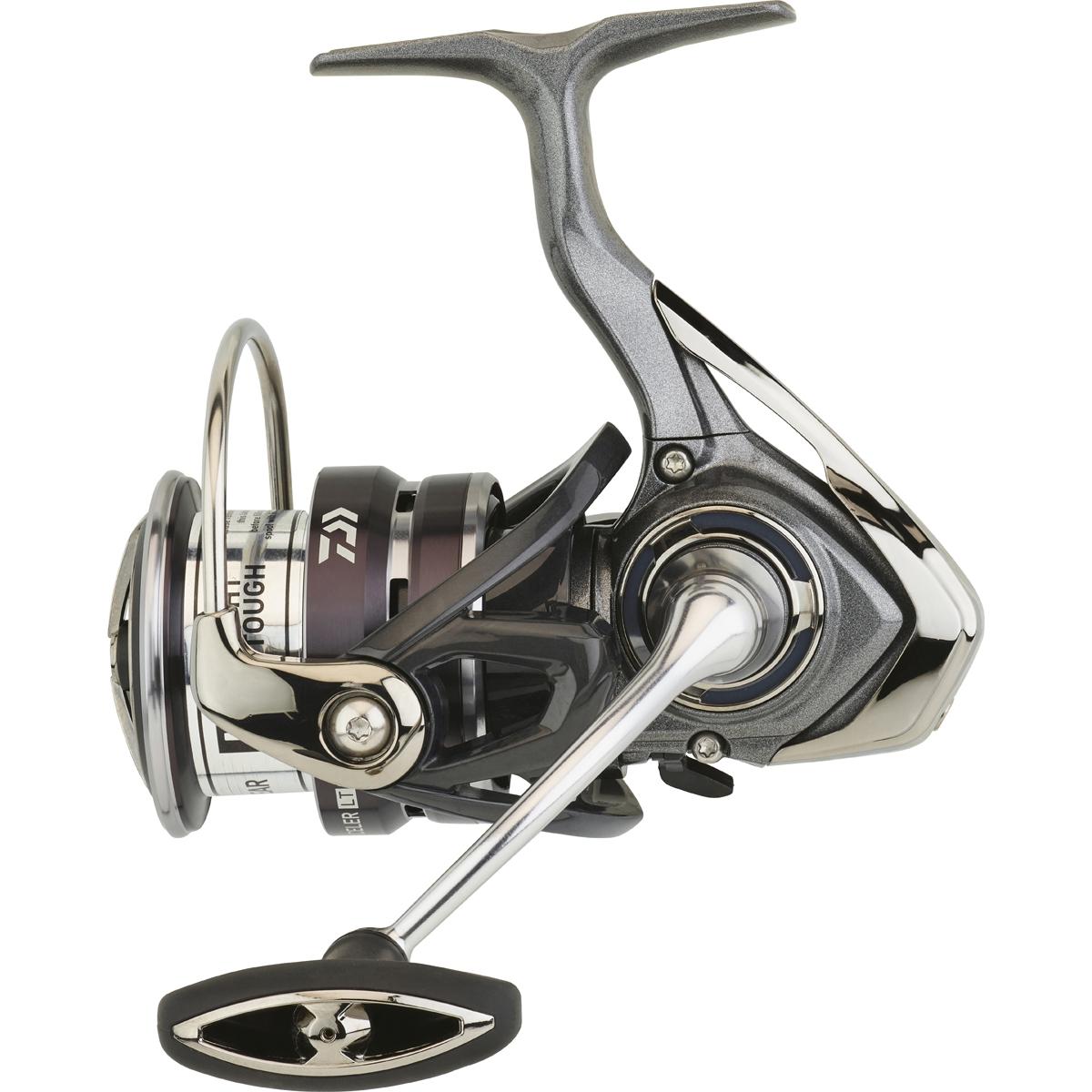 crankys moulinet spinning daiwa nouveau exceler 2020 LT pêche fishing