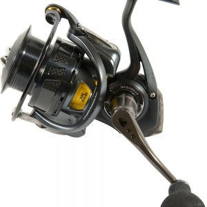 crankys moulinet megabass spinning gaus 30x pêche fishing