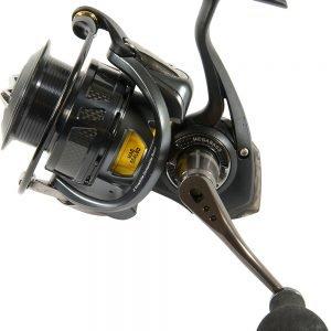 crankys moulinet megabass spinning gaus 30x pêche fishing