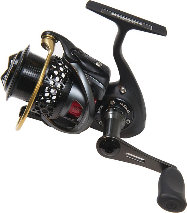 crankys moulinet spinning lin 258 hm megabass pêche fishing