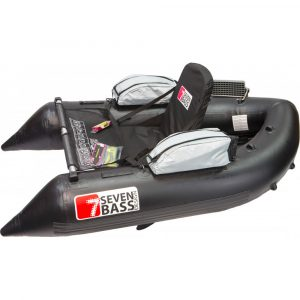 crankys float tube skullway hybrid seven bass pêche fishing