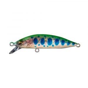 crankys leurre poisson nageur truite minnow babyface m50sr s pêche fishing