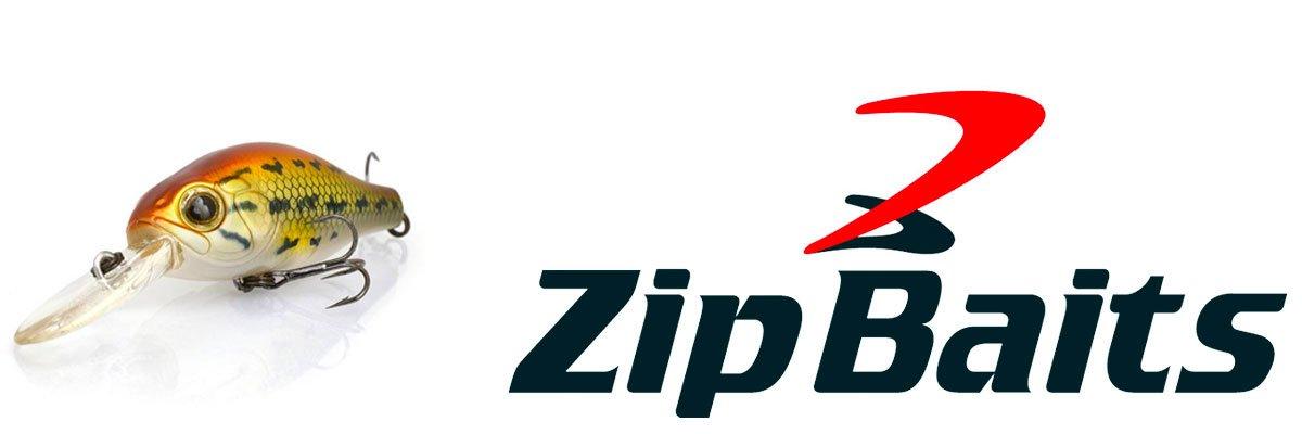 """Crankys a choisis la marque Japonaise Zip Baits car elle est considérée comme l'une des toutes meilleures en terme de développement de poissons nageurs. Le système de transfert de masse """"Mag Drive"""" qui équipe une grande partie des leurres de la marque confère des aptitudes hors norme en terme de distance de lancer."""