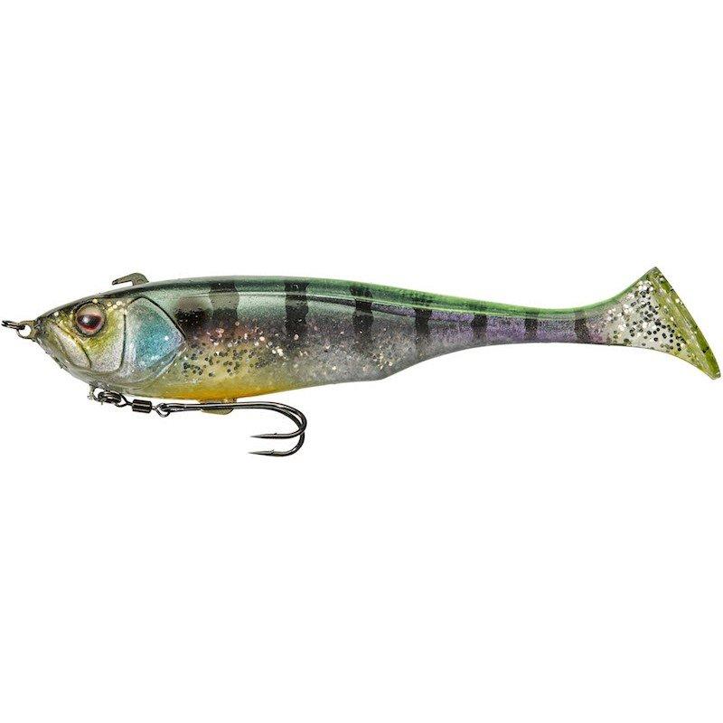 crankys leurre swimbait dunkle illex pêche fishing