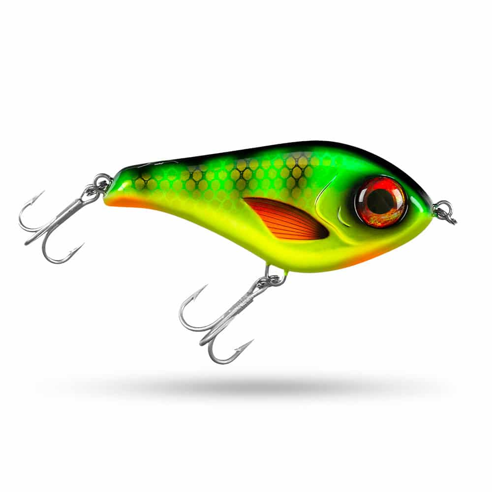crankys leurre dur jerk chubby chaser eastfield lures pêche fishing pike brochet