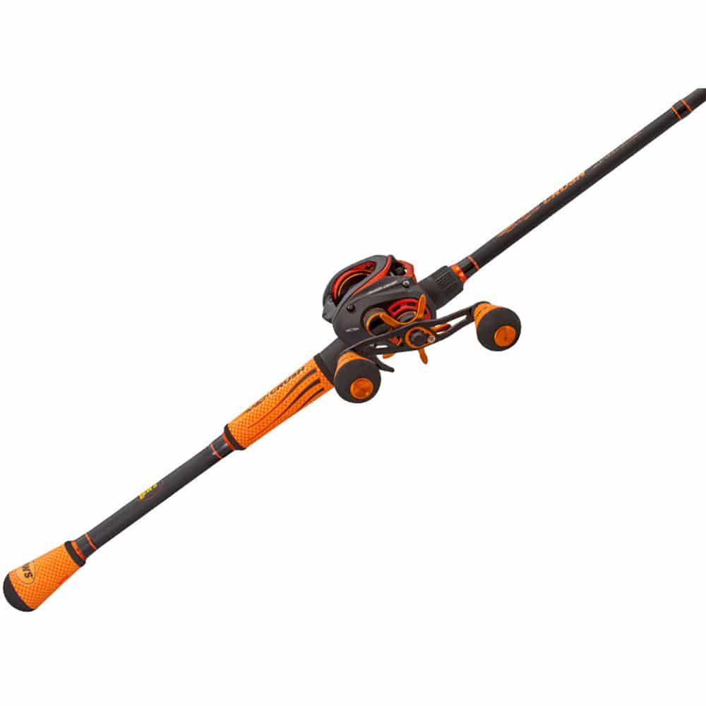 crankys combo lews mach crush slp moulinet canne pêche fishing