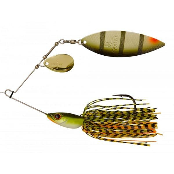 crankys leurre metallique spinner gunki spinnaker pêche fishing