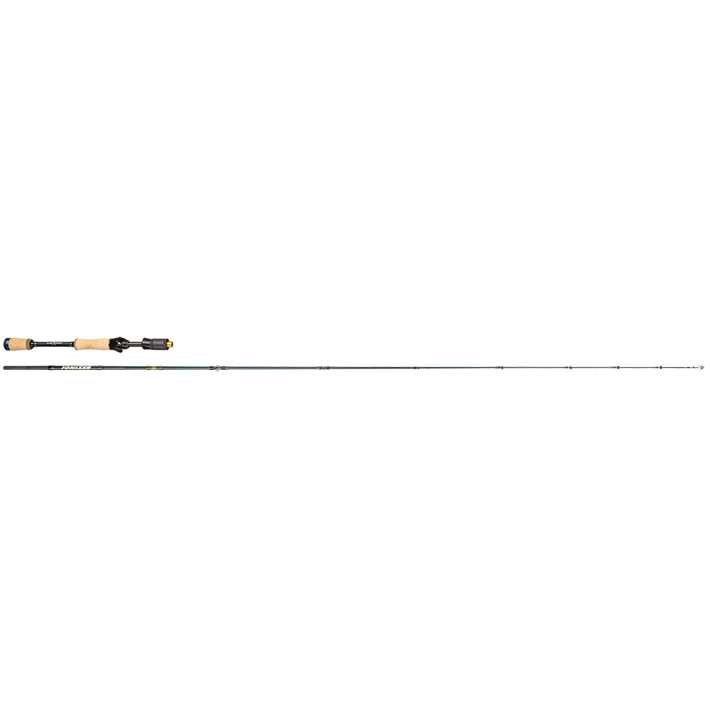 crankys canne casting sakura ionizer float tube series pêche fishing