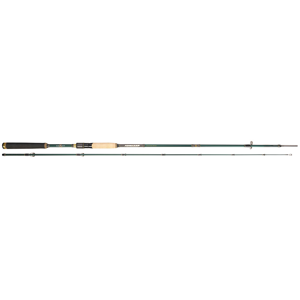 crankys canne spinning sakura ionizer long range pêche fishing