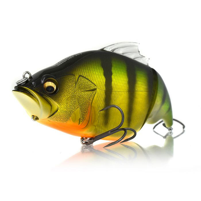 vatalion 190 ss de Mégabass swimbait pour la pêche aux carnassiers