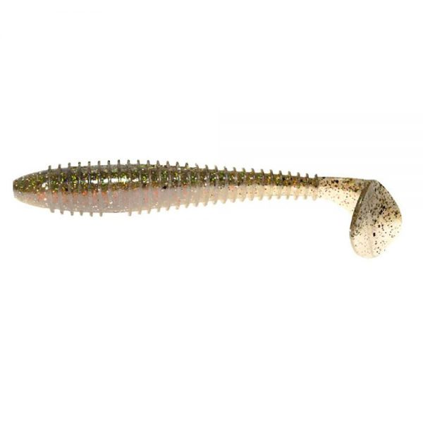 crankys leurre souple swing impact fat de keitech pour la pêche fishing