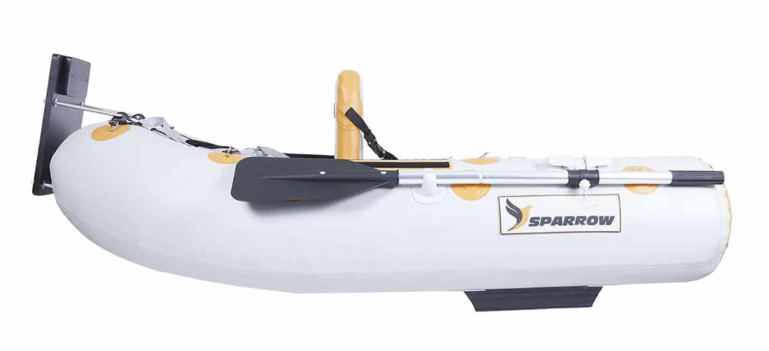 crankys float tube sparrow expedition 180 pêche fishing