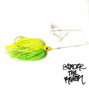 crankys leurre buzzbait buzzy stroke the river pêche fishing
