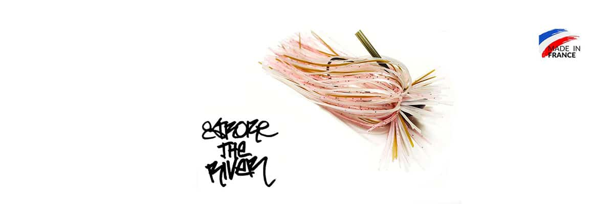 marque toulousaine stroke the river made in France chez Crankys