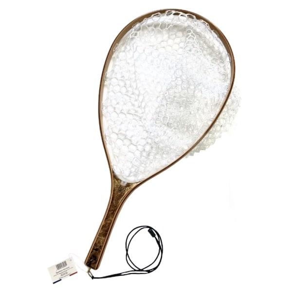 crankys sico lure epuisette raquette pêche truite mouche fishing