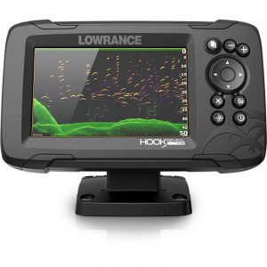 Hook Reveal 5 + sonde 50/200 HDI - Lowrance