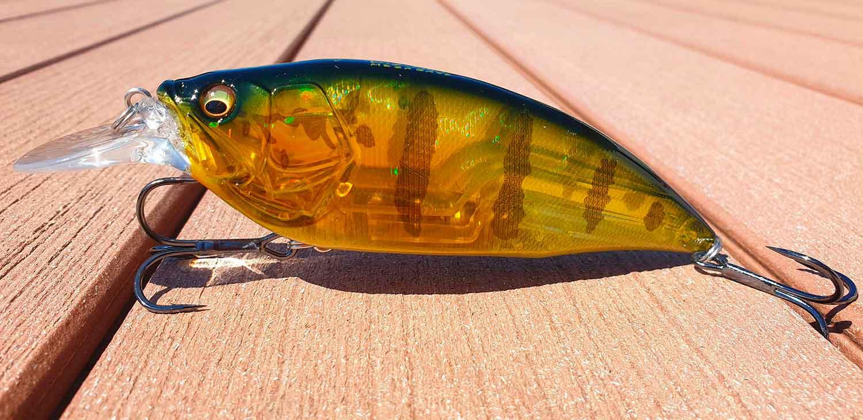 crankys leurre dur crank megabass big m4 pêche fishing