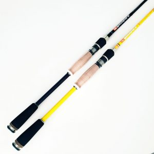 Basspara Spinning 7-21g - Major Craft