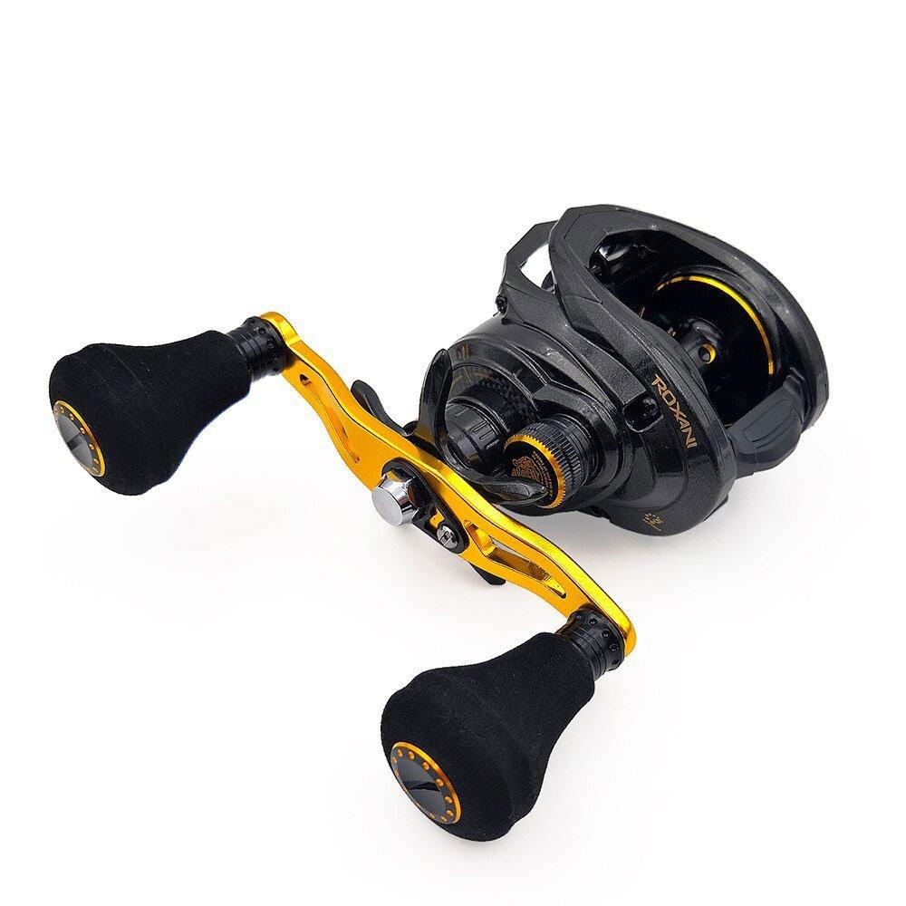 crankys moulinet casting abu garcia roxani power shooter import japon pêche fishing