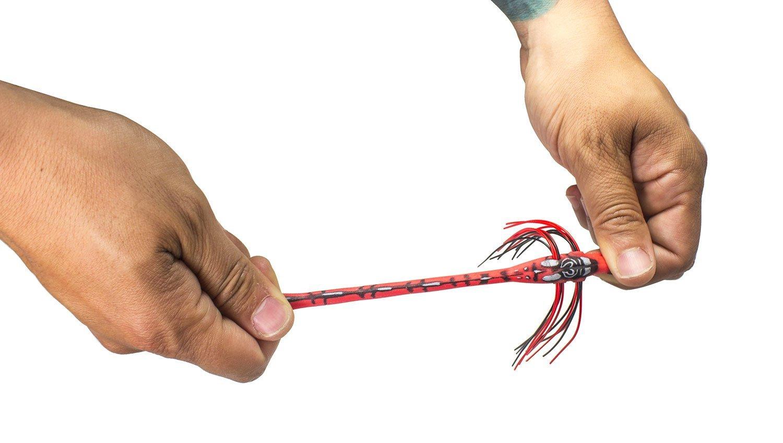 crankys leurre de surface dragonfly de lunkerhunt pêche fishing