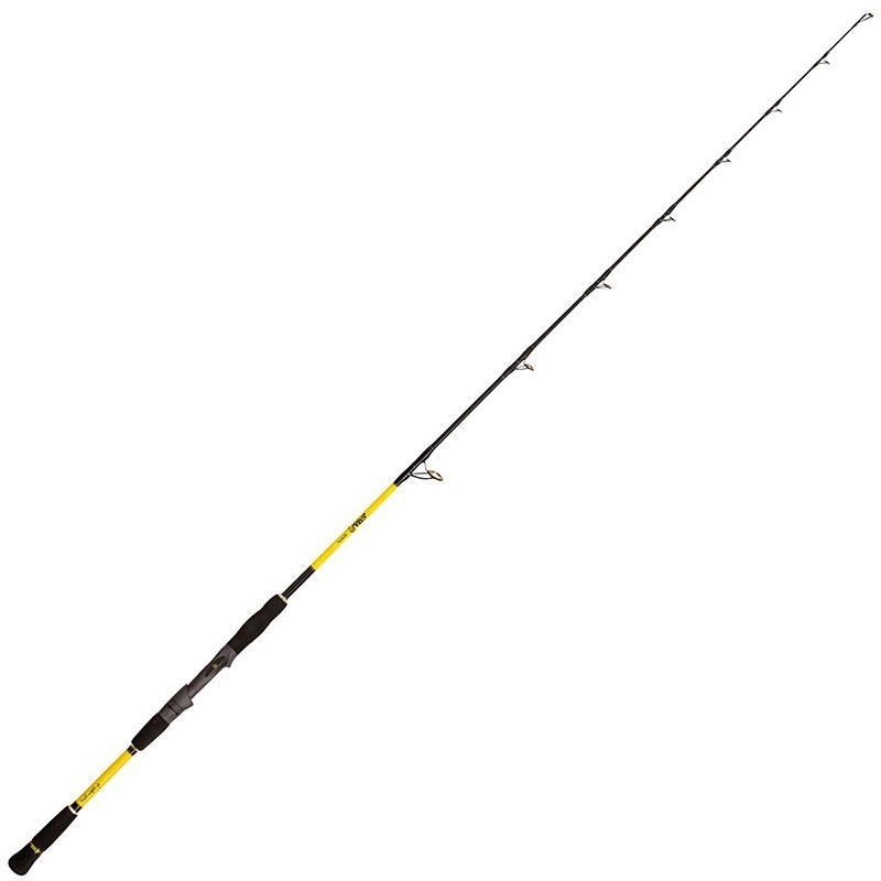 crankys canne silure black cat vertical pêche fishing
