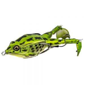 crankys leurre surface prop frog lunkerhunt topwater black bass pêche fishing
