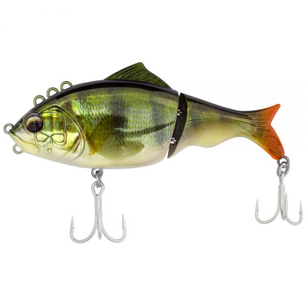 crankys leurre bone focus 130 swimbait pêche fishing