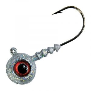 Big Eye Glitter Silver - VMC