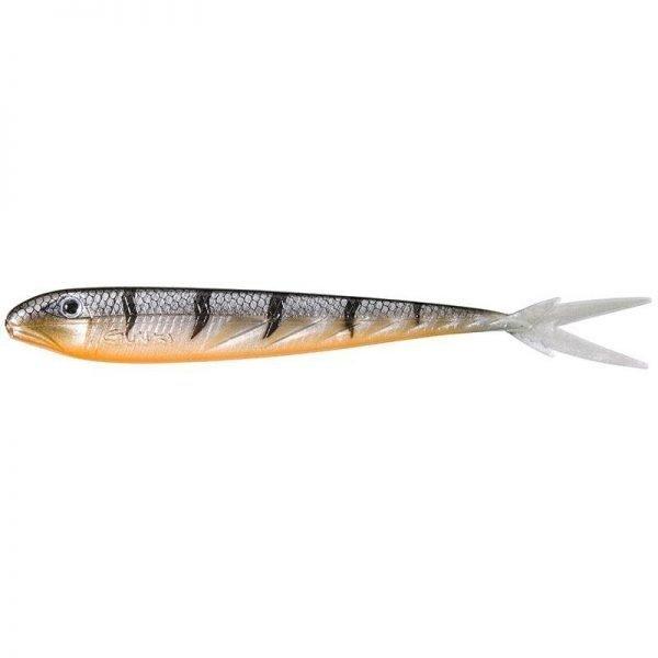 crankys leurre souple shad finess v2 riggle de gunki fishing sandre zander verticale