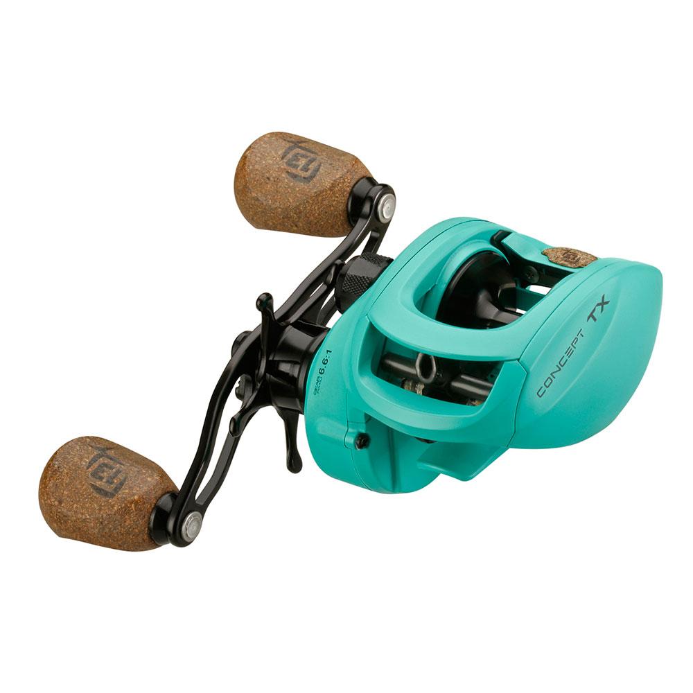 crankys moulinet casting mer concept TX2 13fishing pêche